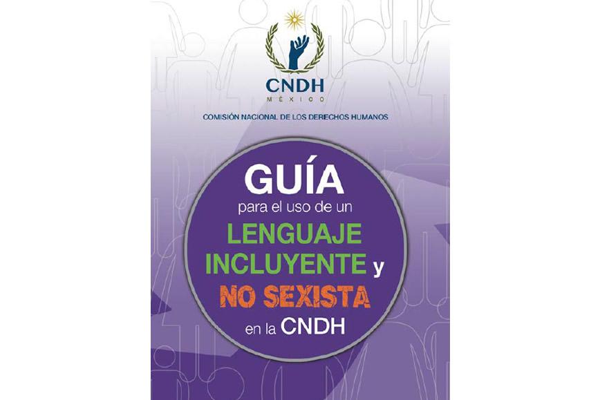Libro. CNDH